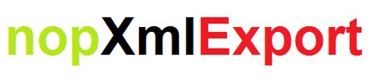 Picture of Nop Xml Export Plugin