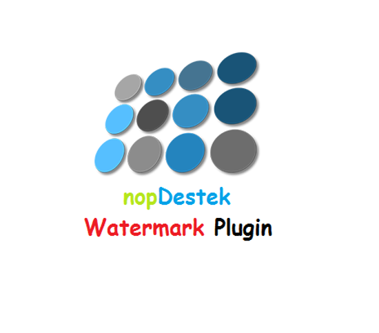 Picture of NopDestek Watermark Plugin